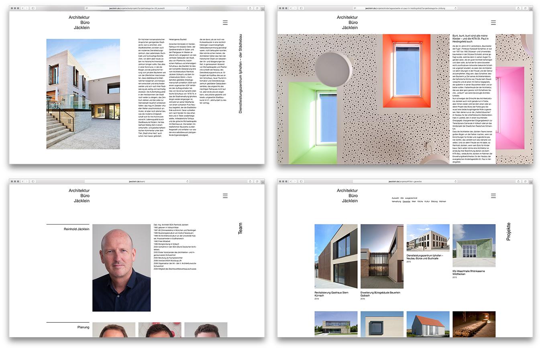 Architektur Büro Jäcklein Shuttle Design Studio